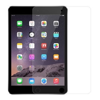 Plastic Anti Scratch High Definition Film Screen Protector 3pcs for IPad Mini 4