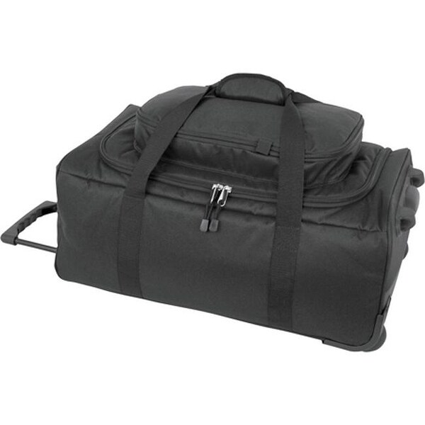 6147af6ed41d Shop Mercury Luggage Micro Monster Bag Black - US One Size (Size None) - On  Sale - Free Shipping Today - Overstock.com - 8068875