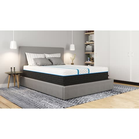 EquaLite Plus Copper Cooled Hybrid Mattress 12-inch