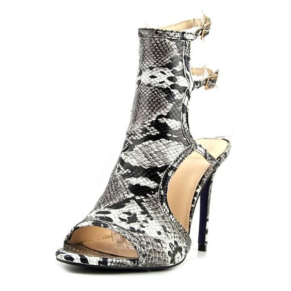 Hardy Elie Women Natural Snake Sandals