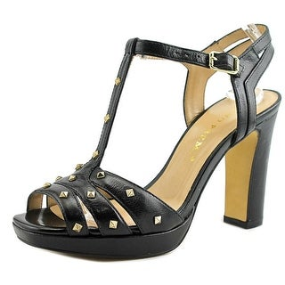 Bruno Premi MANDI   Open Toe Leather  Platform Sandal
