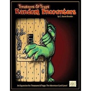 Treasures and Traps: Random Encounters expansion