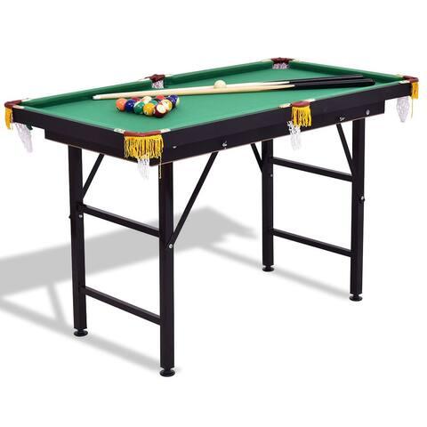"47"" Billiard Pool Table Full Game Set"