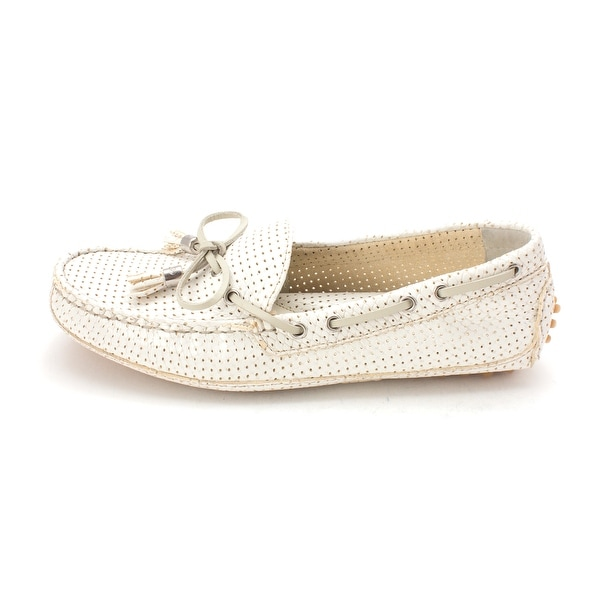 Cole Haan Womens Adeliasam Closed Toe Boat Shoes - 6