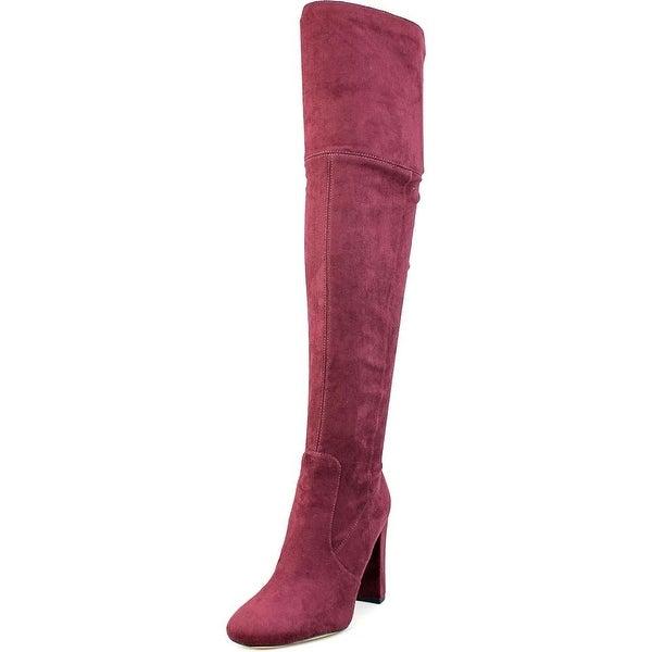 Ivanka Trump Rylee Women Dark Red Boots