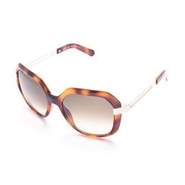 Chloe Women's Drimys Sunglasses Havana - Brown - Small