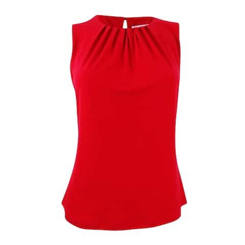Calvin Klein Women's Petite Sleeveless Camisole