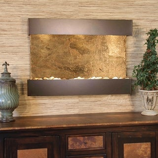 Reflection Creek Fountain - Antique Bronze - Choose Options
