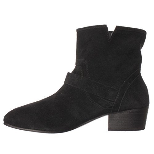 Jean-Michel Cazabat Womens PANDORA Suede Round Toe Cowboy Boots - 7.5