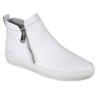 Skechers 48869 WHT Women's VASO-BOTA Sneaker