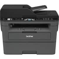 Brother International  Monochrome Laser Printer with Compact MFP