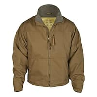 StS Ranchwear Western Jacket Boys Bridger Leather Mushroom