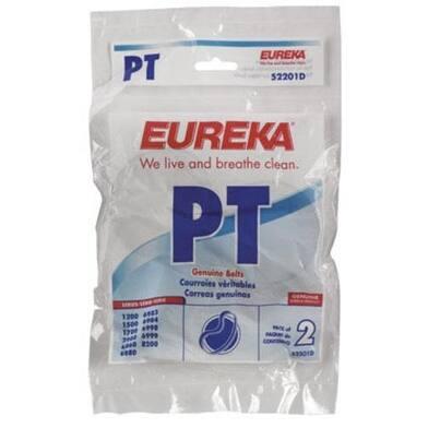 Eureka 52201D Vacuum Cleaner Belts