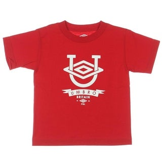 Umbro Boys Cotton T-Shirt