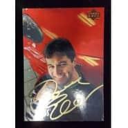 Signed Ellett Dave Toronto Maple Leafs 1994 Upper Deck Hockey Card autographed