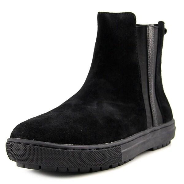 J/Slides Charley Women Black Boots