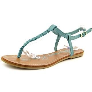 American Rag Kelli Open Toe Synthetic Thong Sandal