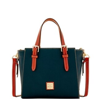 Dooney & Bourke Pebble Grain Mindy Satchel (Introduced by Dooney & Bourke at $268 in Sep 2017)