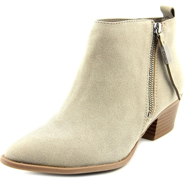 Circus by Sam Edelman Heidi Round Toe Synthetic Bootie