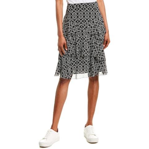 Joie Blissany Silk A-Line Skirt