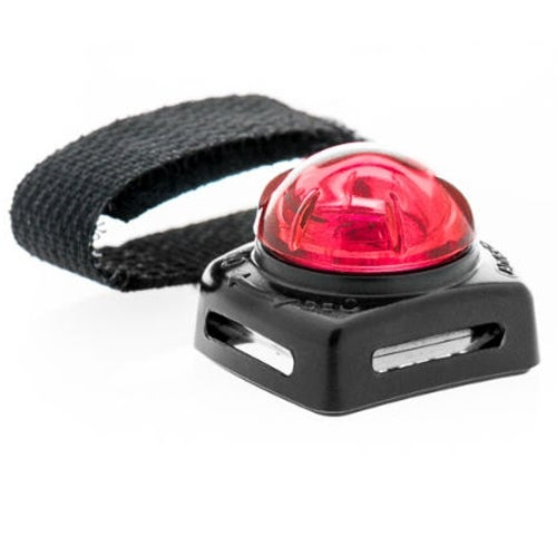 Adventure Lights Guardian Small Pet Beacon Safety Light - Red