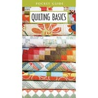 Quilting Basics Pocket Guide - Leisure Arts