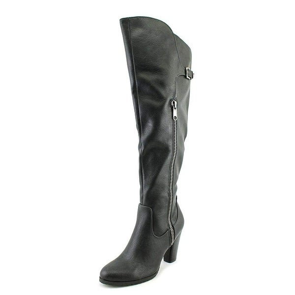 Rialto Womens Violet Closed Toe Knee High Fashion Boots