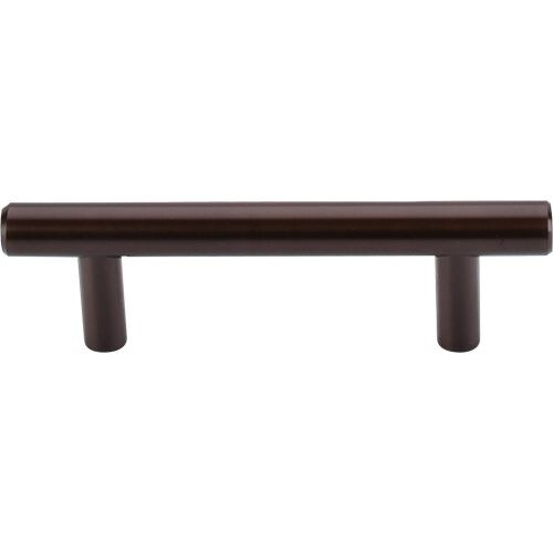 Top Knobs M757a Nouveau III 3 Inch Center to Center Bar Cabinet Pull