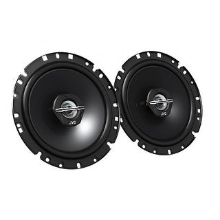 "JVC CS-DR1720 300W Peak 6.75"" 2-Way Coaxial Car Speakers"