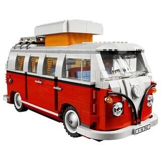 LEGO Creator Expert 1334-Piece Volkswagen T1 Camper Van Construction Set 10220 - Multi