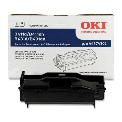 OKI 44574301 Drum Unit - Black Drum