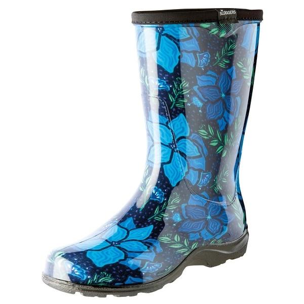 cb5c43075c3 Shop Women's Sloggers Waterproof Rubber Rain Boots - Spring Surprise ...