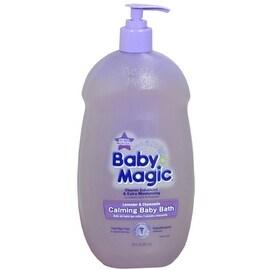 Baby Magic Calming Milk Bath 30 oz