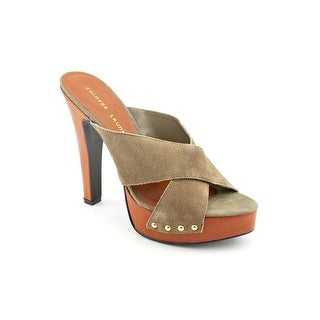 Chinese Laundry Tamsen Women  Open Toe Suede  Platform Sandal