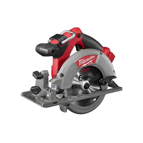 Milwaukee M18 FUEL 6 1/2 CIRC SAW BARE - Red