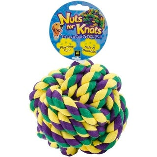 - Multipet Nuts For Knots Dog Toy 5""