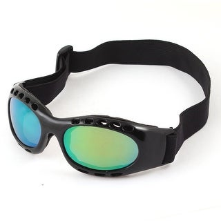 Eye Protection Colorful Lens Windproof Ski Goggles Glasses