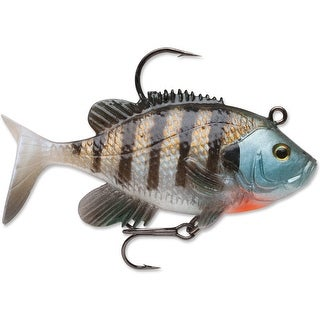 Storm Wildeye Live Bluegill Fishing Lures (3-Pack) - multi-color