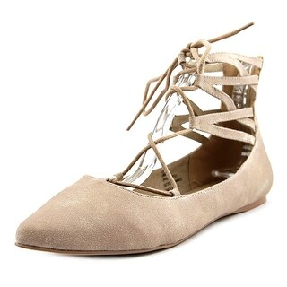 Coconuts By Matisse Liberty Pointed Toe Canvas Flats