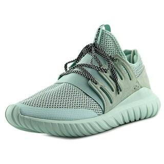 Adidas Tubular Radial Men Round Toe Synthetic Blue Sneakers