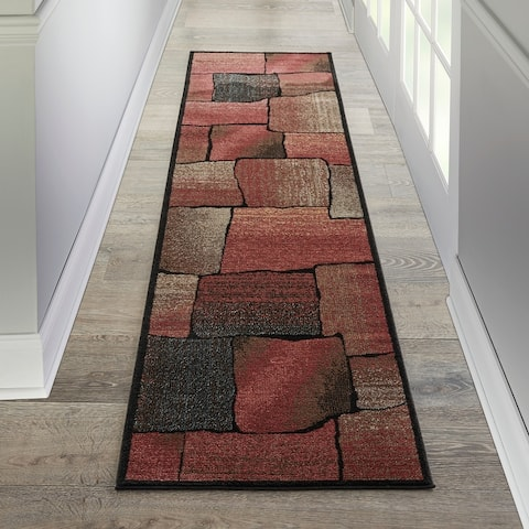 Nourison Expressions Abstract Area Rug