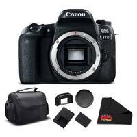 Canon EOS 77D DSLR Bundle (Intl Model)