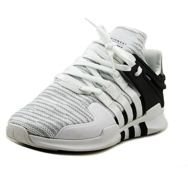 a31f18fcb Shop Adidas EQT Support Advance Men Round Toe Synthetic Black ...