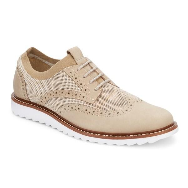 G.H. Bass & Co. Mens Dirty Buck 2.0 Wingtip Knit Oxford Shoe