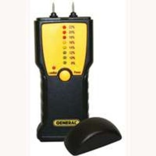 General Tools MM1E Moisture Meter With Led Output, 9V Battery