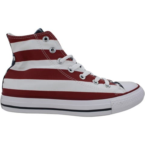 Converse Chuck Taylor All Star OX Red/White-Blue M3494 Men's