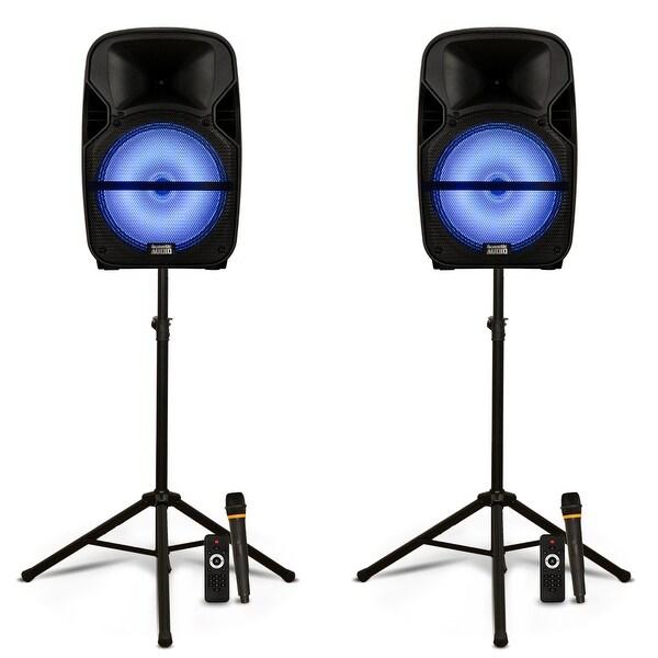 e9b8d512381bf0 Acoustic Audio Rechargeable Portable 12