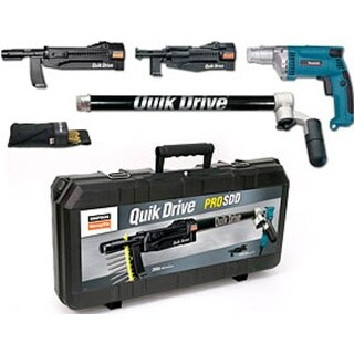 Quik Drive PROSDDM25K Electric Screw Gun, 6.5 Amp