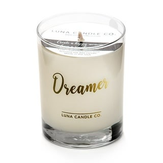 Luna Candle Co., Dreamer - Lavender Scented Luxurious Candles - 11 Oz