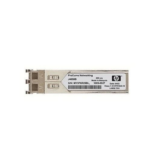 Hpe Jd118b X120 1G Sfp Lc Sx Transceiver